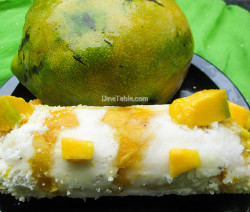 Mango Puttu Recipe - മാങ്ങ പുട്ട് - Delicious Recipe