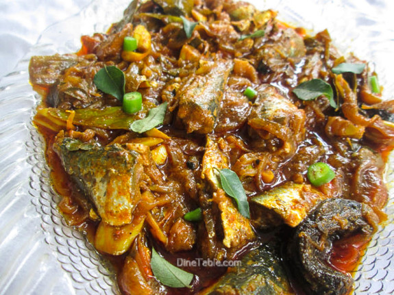 Mathi Roast Recipe - Sardine Fish Roast - Fish Recipe