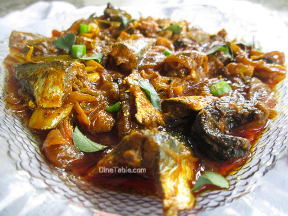 Mathi Roast Recipe - Sardine Fish Roast - Tasty Recipe