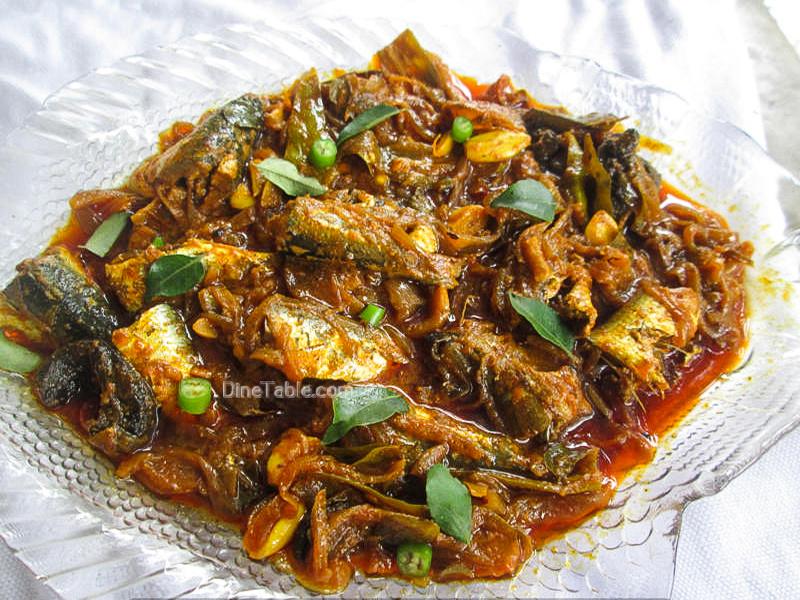 Mathi Roast Recipe Sardine Fish Roast ചാള റോസ്റ്റ്