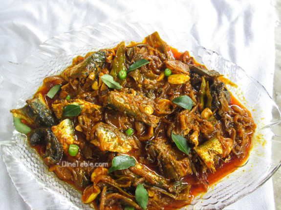 Mathi Roast Recipe - Sardine Fish Roast - Delicious Dish