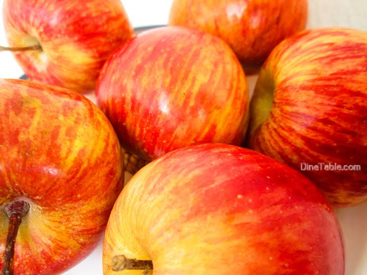 Health Benefits of an Apple - Eat an Apple a day keeps the doctor away