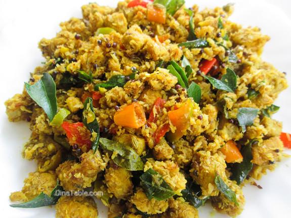 king Fish Peera Pattichathu Recipe - നെയ്യ്മീൻ പീര പറ്റിച്ചത് - Fish Recipe