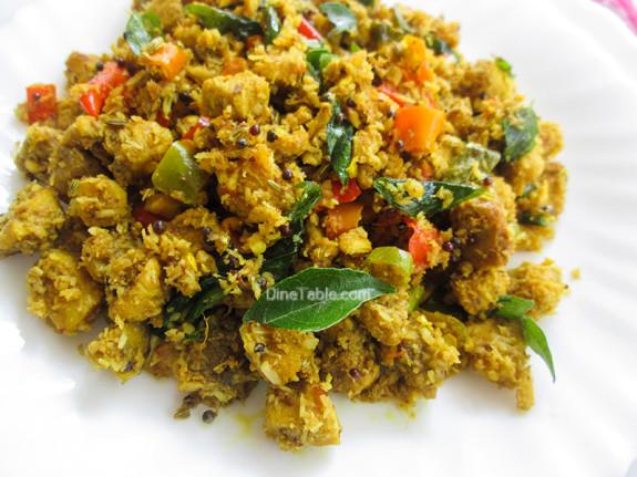 king Fish Peera Pattichathu Recipe - നെയ്യ്മീൻ പീര പറ്റിച്ചത് - Traditional Recipe