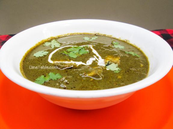 Palak Paneer Recipe - പാലക്ക് പനീർ - Healthy Recipe