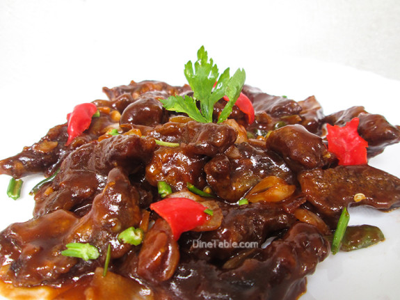 Chilly Beef / Yummy Side Dish