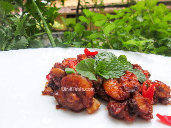 Honey Shrimp (Prawns) / Prawns Recipe