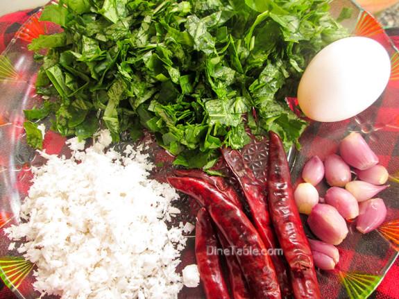 Payar Ela Thoran / Long Beans Leaves Stir Fry / Tasty