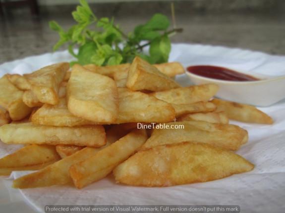 Potato Wedges / Snack Recipe / Delicious