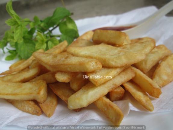 Potato Wedges / Snack Recipe / Yummy