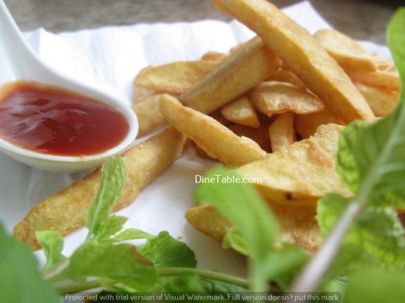 Potato Wedges / Snack Recipe / Easy