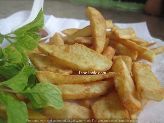 Potato Wedges / Snack Recipe / Tasty
