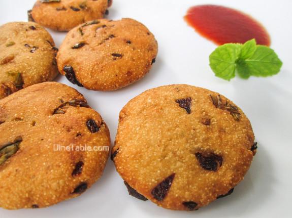 Rava Vada Recipe / Kerala Snack