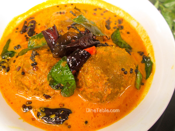 Uppumanga Curry Recipe / Kerala Curry