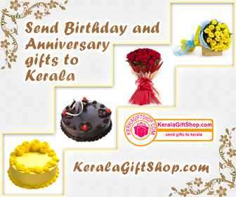 Easy way to Shop online and send Birthday Anniversary Gifts to your dear loved ones in Kerala