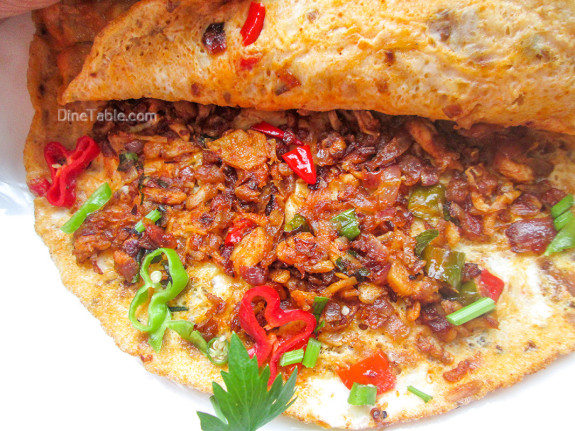 Chicken Omelette / Yummy Dish