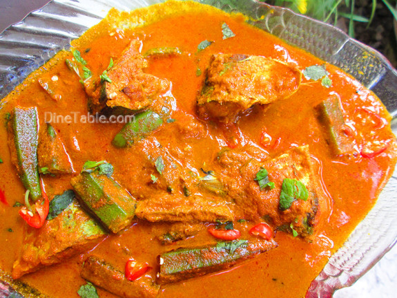 Goan Mackerel Fish Curry / Non Vegetarian Recipe