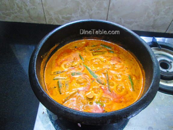 Goan Mackerel Fish Curry / Easy Curry Recipe