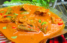 Goan Mackerel Fish Curry / Delicious Curry Recipe