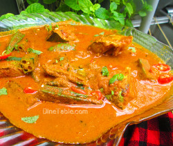 Goan Mackerel Fish Curry / Delicious Curry Recipe