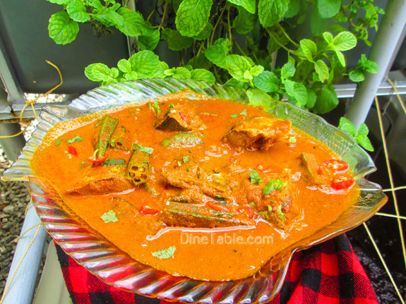 Goan Mackerel Fish Curry / Mackerel Recipe