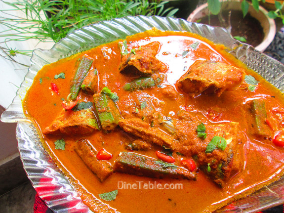 Goan Mackerel Fish Curry / Goan Recipe