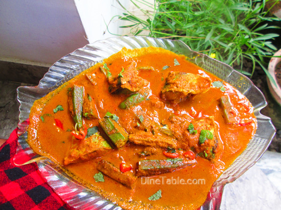 Goan Mackerel Fish Curry / Healthy Curry Recipe