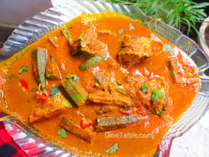 Goan Mackerel Fish Curry