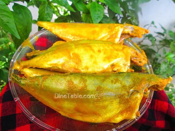 Goan Mackerel Fish Curry / Simple Curry Recipe