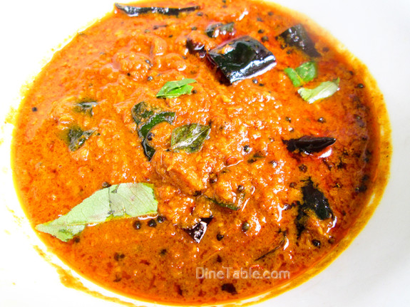 Inji Curry / Trivandrum Style Recipe / Healthy