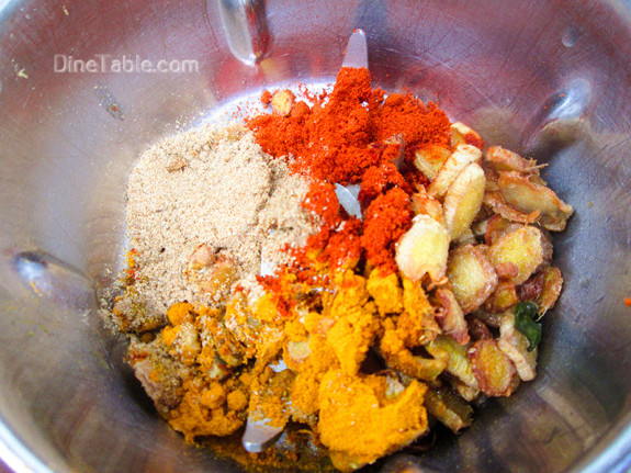 Inji Curry / Trivandrum Style Recipe / Simple
