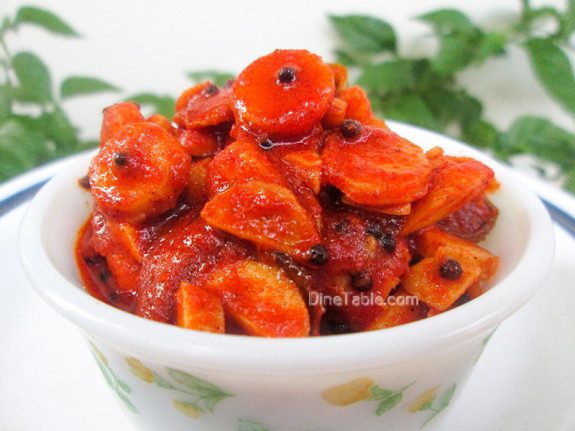 Manga Inji Achar / Pickle Recipe / Delicious