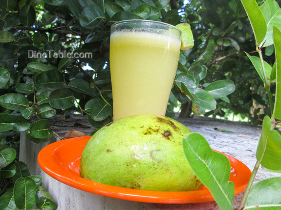Raw Mango Juice / Tasty Drink