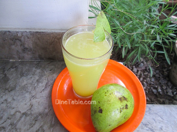 Raw Mango Juice / Healthy