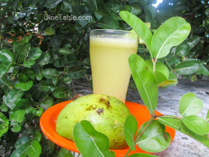 Raw Mango Juice Recipe