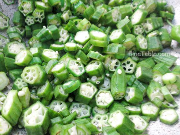 Vendakka Mezhukkupuratti Recipe / Delicious Dish