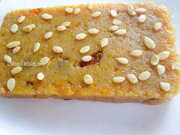 7 Cup Sweet Burfi / Yummy Sweet