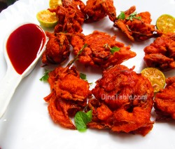 Crispy Chicken Pakora / Chicken Snack