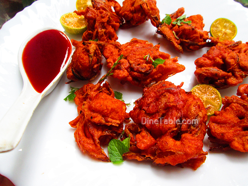 Crispy Chicken Pakora Pakoda Simple Homemade Recipe