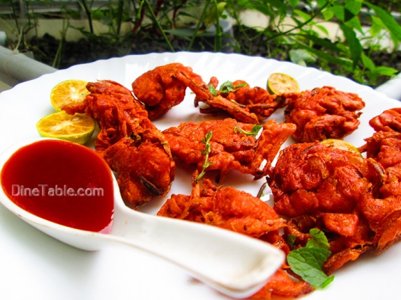 Crispy Chicken Pakora / Starter Recipe