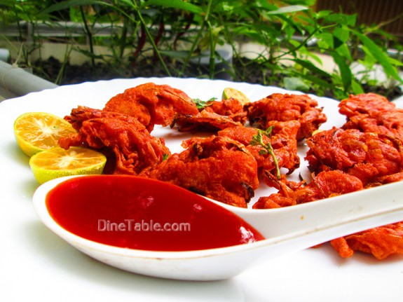 Crispy Chicken Pakora / Spicy Snack