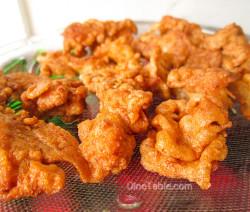 Crispy Fried Chicken Stripes / Chicken Dish