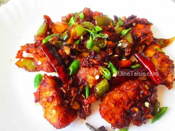 Crispy Honey Chilli Eggs Recipe / Tasty