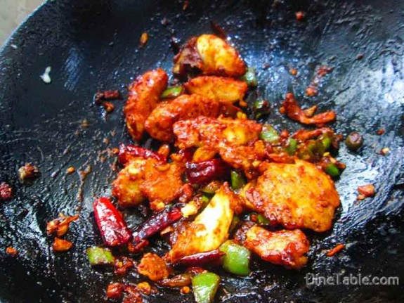 Crispy Honey Chilli Eggs Recipe / Side Dish