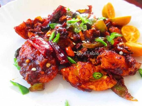 Crispy Honey Chilli Eggs Recipe / Egg Dish
