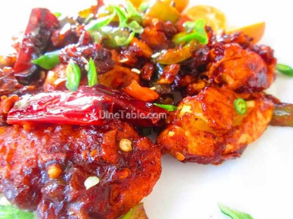 Crispy Honey Chilli Eggs Recipe / Spicy