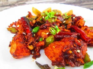 Crispy Honey Chilli Eggs