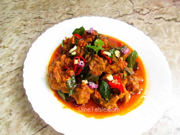 Mutton Rogan Josh / Yummy Curry
