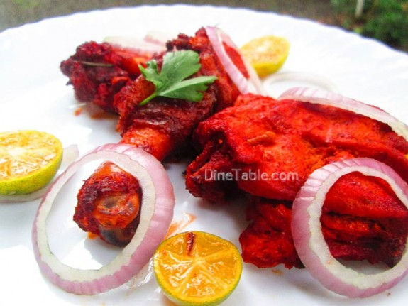 Tandoori Chicken / Yummy Side Dish