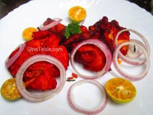Tandoori Chicken / Tasty Side Dish